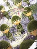 Couverture Peleliu : Guernica of Paradise, tome 5