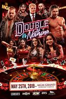 Affiche All Elite Wrestling : Double or Nothing