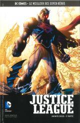 Couverture Justice League : Infinite Crisis (5ème partie) - DC Comics - Le meilleur des Super Héros Hors série 12