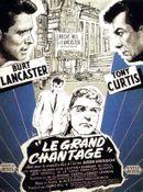 Affiche Le Grand Chantage