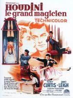 Affiche Houdini, le Grand Magicien