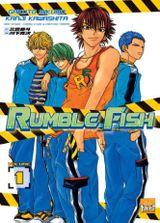 Couverture Rumble Fish