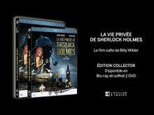 Video de La Vie privée de Sherlock Holmes