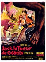 Affiche Jack le Tueur de géants