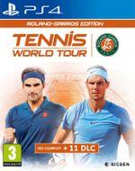 Jaquette Tennis World Tour: Roland Garros Edition
