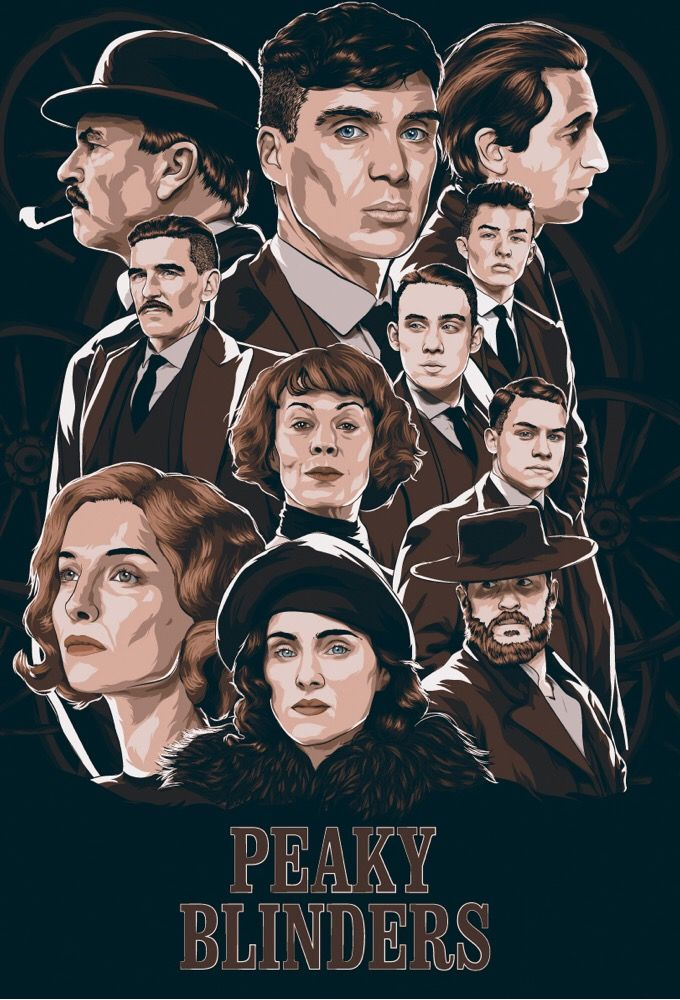 Affiches, posters et images de Peaky Blinders (2013 ...