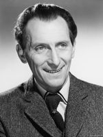 Photo Peter Cushing