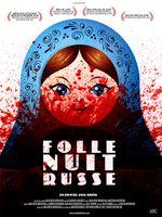 Affiche Folle Nuit Russe