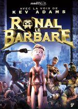 Affiche Ronal le barbare