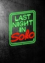 Affiche Last Night in Soho