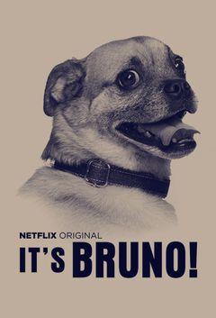 Affiche It's Bruno!