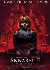 Affiche Annabelle : La Maison du mal