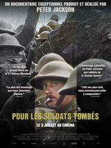 Affiche Pour les soldats tombés