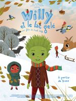 Affiche Willy et le lac gelé