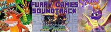 Cover ♫Furry Music♫ Part 3 : Furry Games Soundtrack (B.O. et hommages musicaux de fans aux jeux vidéos avec des furries)