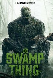 Affiche Swamp Thing