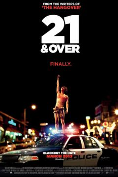 Affiche 21 and Over
