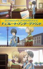Affiche Chocolate Underground