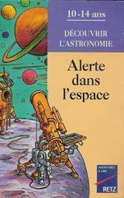 Couverture Alerte dans l'espace