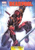Couverture Deadpool - Marvel : Les Années 2000 (La Renaissance), tome 5