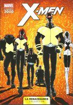 Couverture X-Men - Marvel : Les Années 2000 (La Renaissance), tome 10