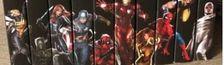 Cover Marvel La Renaissance, les années 2000