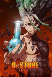 Affiche Dr. STONE