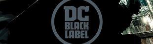 Cover Collection DC Black Label VF d'Urban Comics