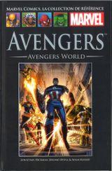 Couverture Avengers - Avengers World