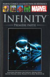 Couverture Infinity - Première Partie
