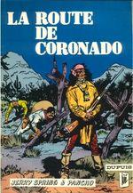 Couverture La Route de Coronado - Jerry Spring, tome 11
