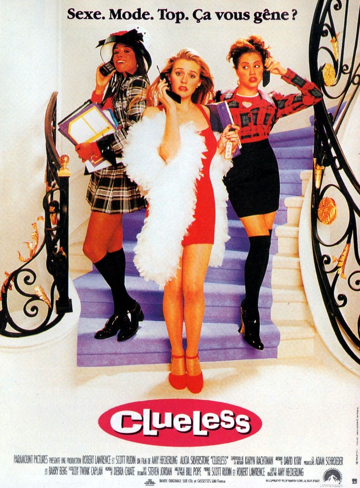 Clueless, la comédie fashion icône