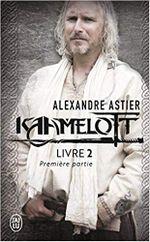 Couverture Kaamelott : Livre II - Texte intégral, première partie