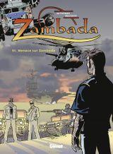 Couverture Menaces sur Zambada - Zambada, tome 3