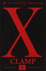 Couverture X