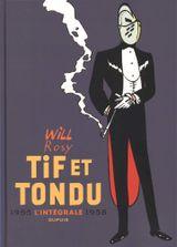 Couverture 1955-1958 - L'Intégrale Tif et Tondu, tome 2