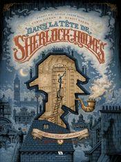 Couverture L'Affaire du ticket scandaleux 1/2 - Dans la tête de Sherlock Holmes, tome 1