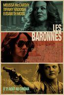 Affiche Les Baronnes