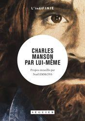 Couverture Charles Manson par lui-même