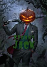 Affiche Spooky Jack