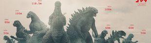 Cover Intégrale Godzilla
