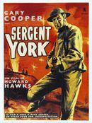 Affiche Sergent York