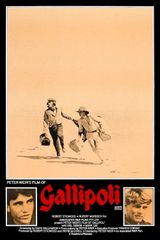 Affiche Gallipoli