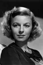 Photo Margaret Sullavan