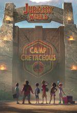 Affiche Jurassic World : Camp Cretaceous