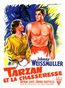 Affiche Tarzan et la Chasseresse