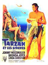 Affiche Tarzan et les Sirènes