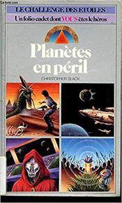 Couverture Planètes en péril