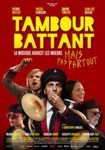 Affiche Tambour battant