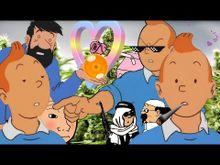 Video de YTP FR - Tintin le fifou